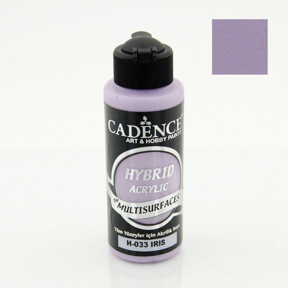 Paint Acrylic Hybrid Cadence Multi Surface Iris 70ml