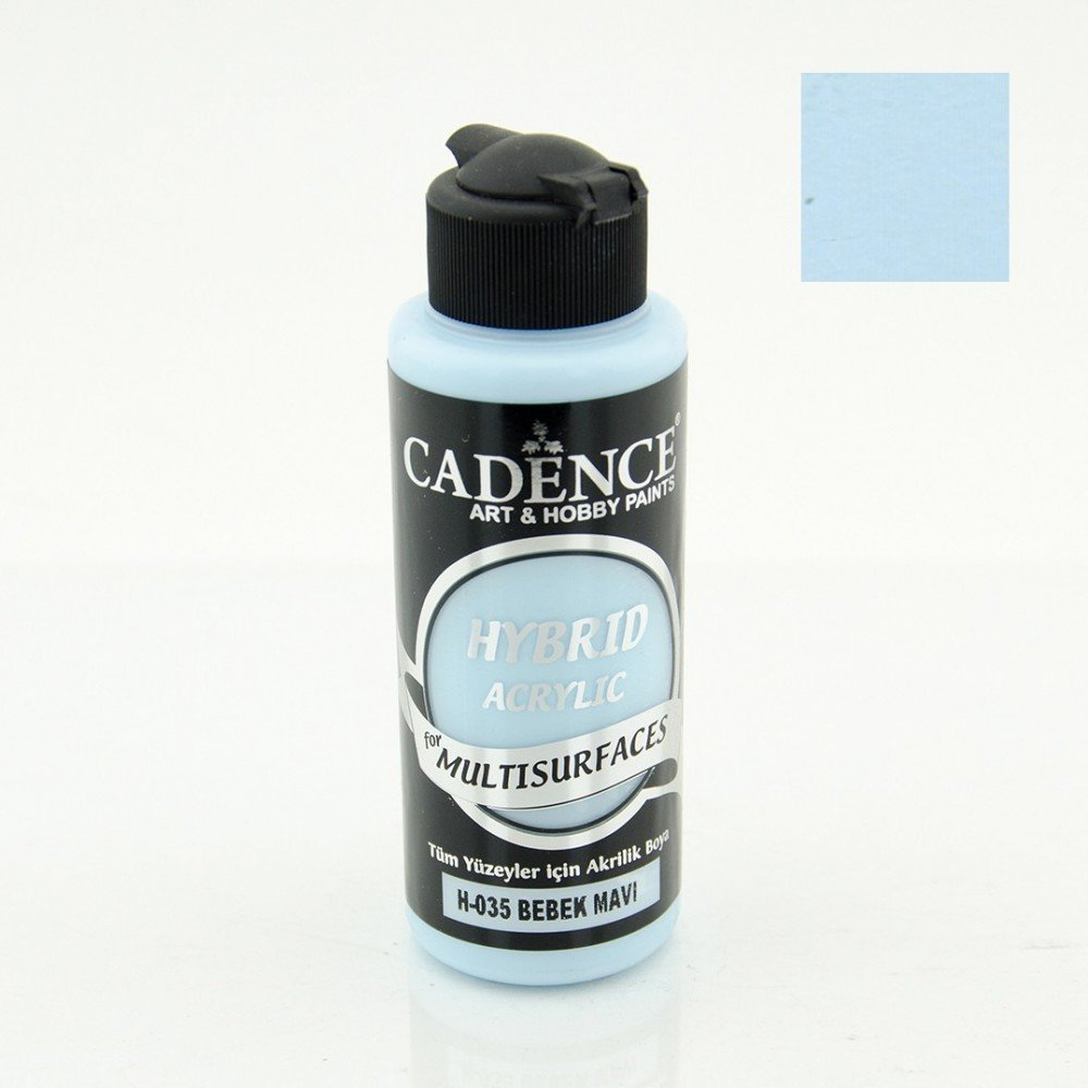 Paint Acrylic Hybrid Cadence Multi Surface Baby Blue 70ml