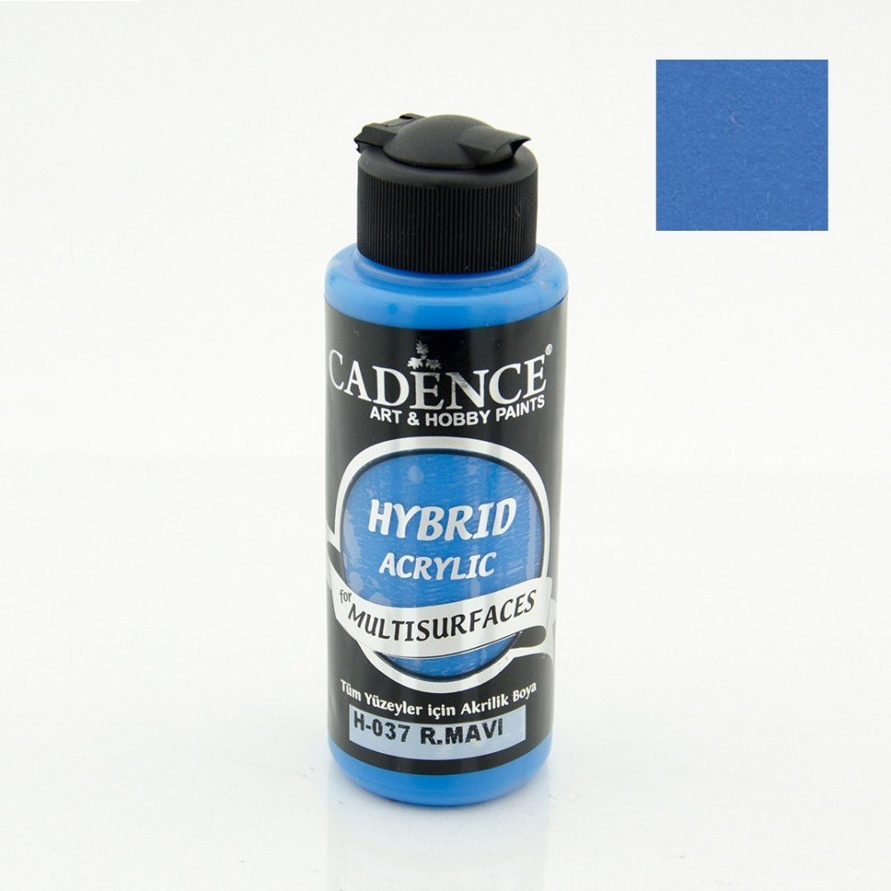 Paint Acrylic Hybrid Cadence Multi Surface Royal Blue 70ml