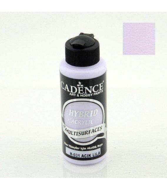 Paint Acrylic Hybrid Cadence Multi Surface Light Lilac 70ml