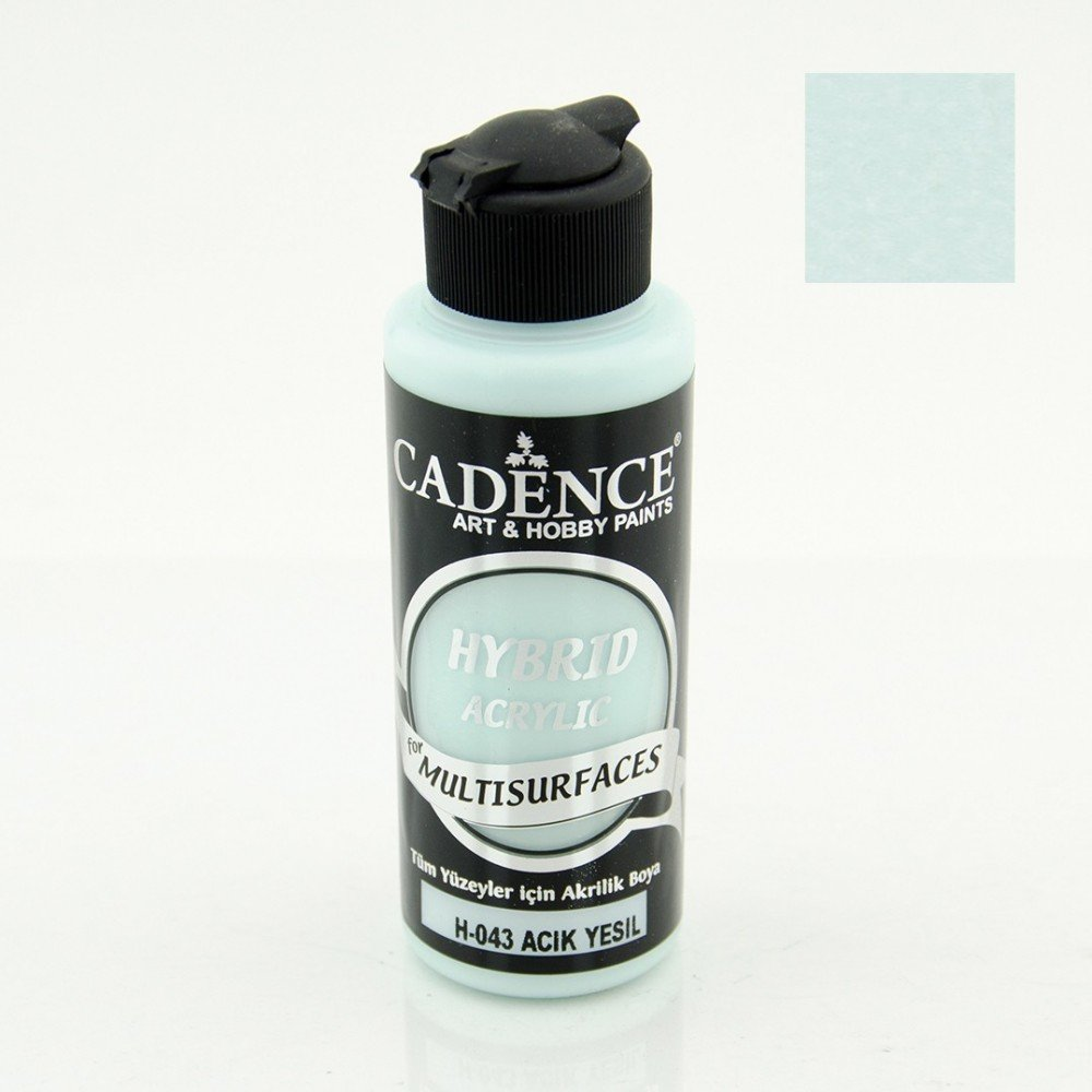 Paint Acrylic Hybrid Cadence Multi Surface Light Green 70ml