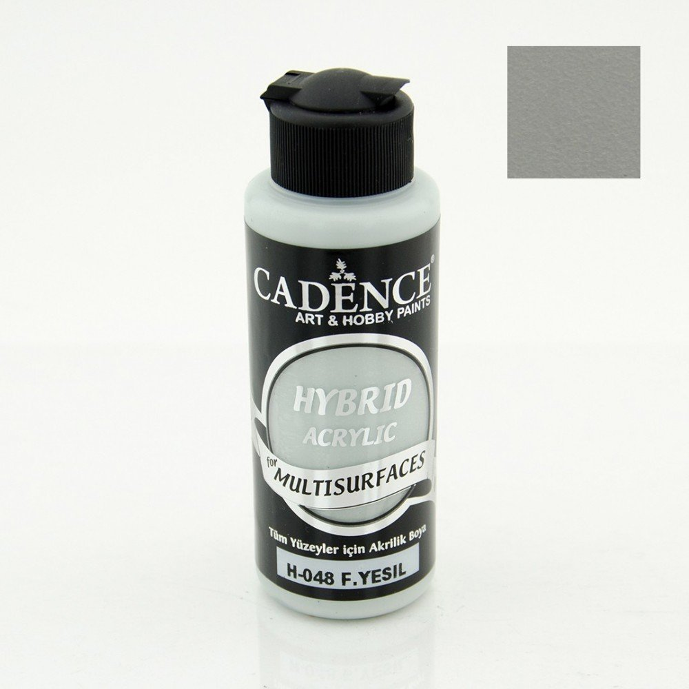 Paint Acrylic Hybrid Cadence Multi Surface Fine Green 70ml