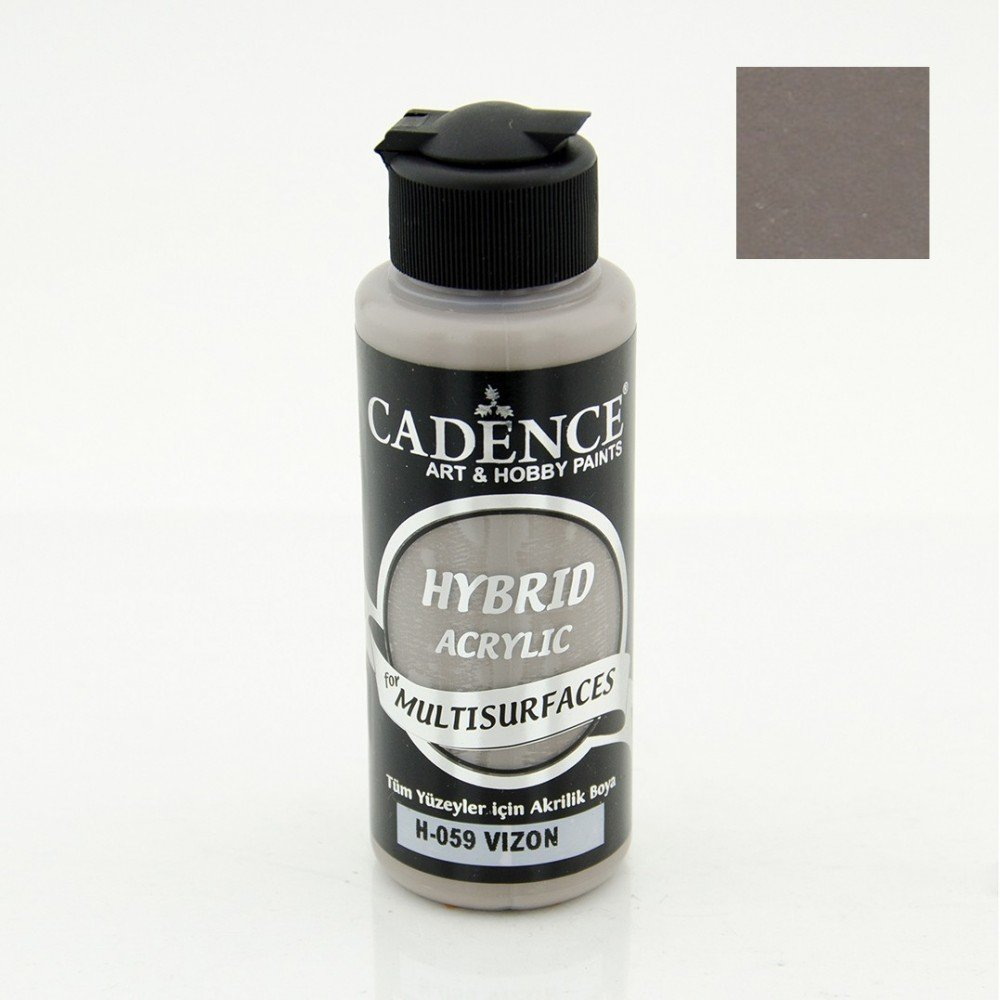 Paint Acrylic Hybrid Cadence Multi Surface Mink 70ml