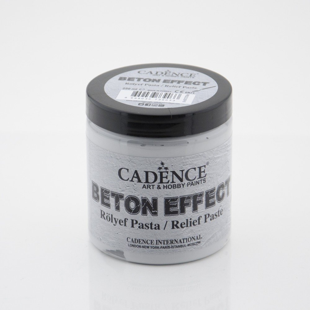 Concrete Effect Relief Paste