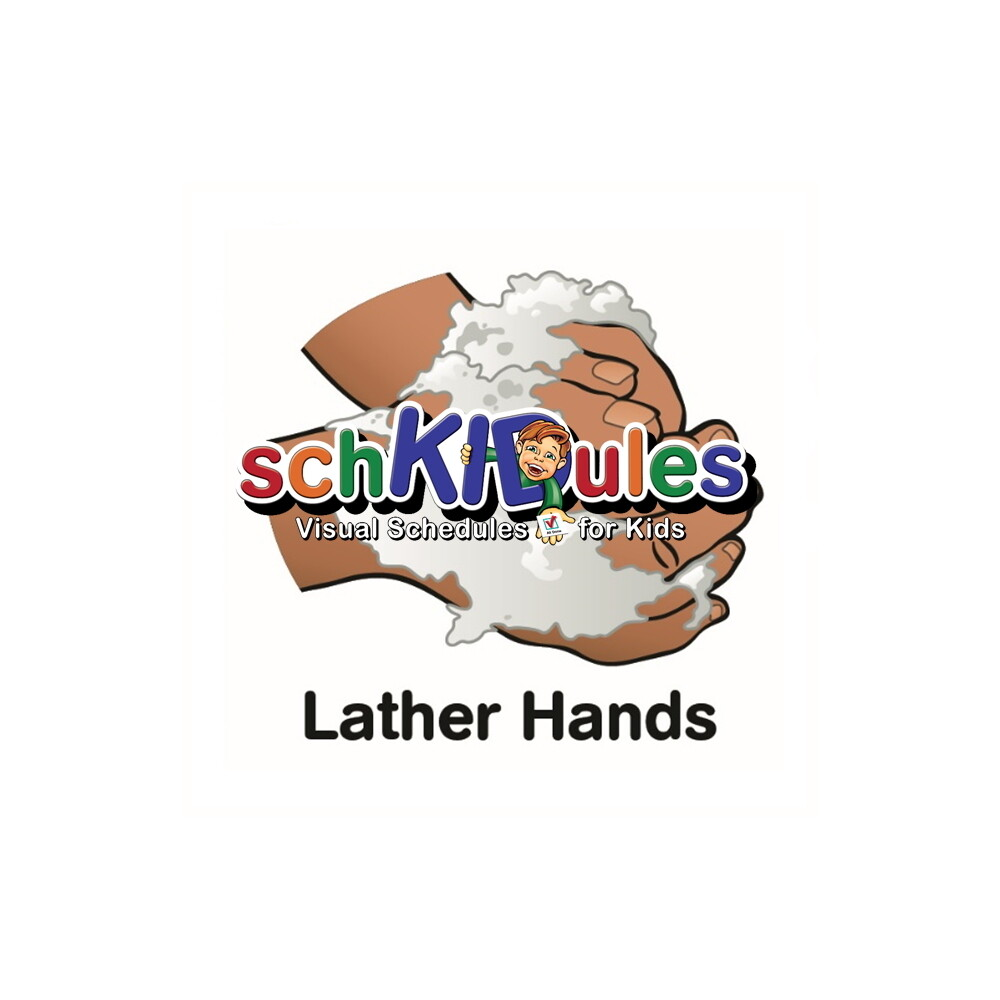 Lather Hands