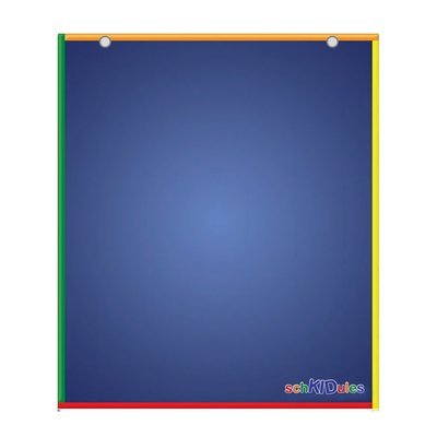 Thin Magnetic 12x14 Board