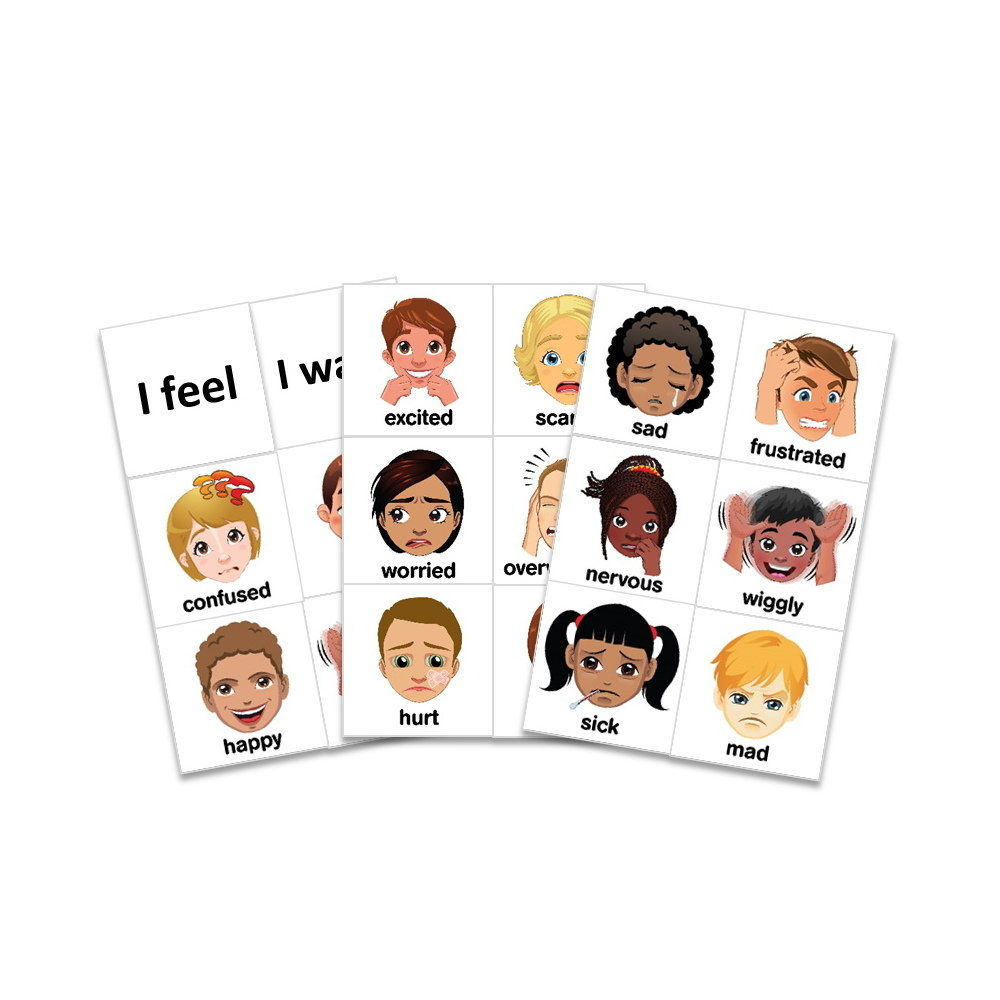 18 Pc Feelings Pack