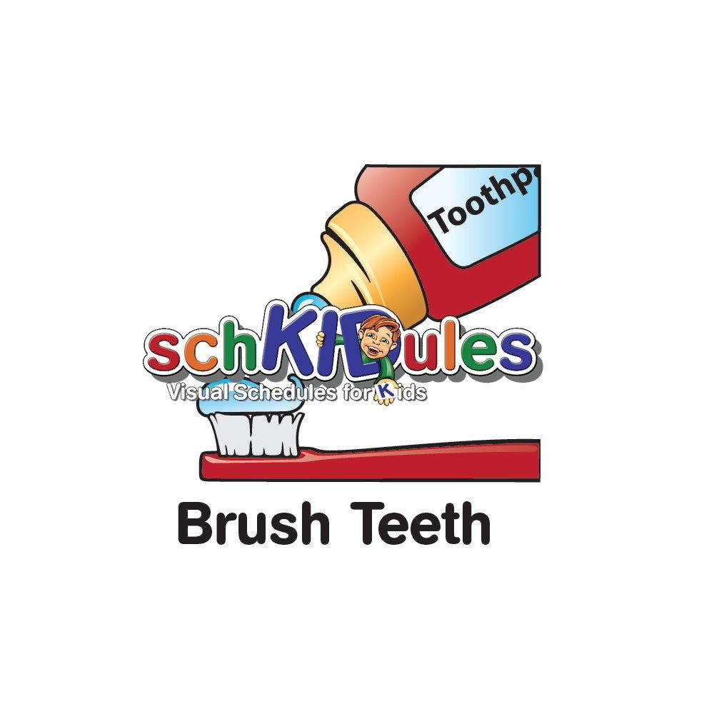 Brush Teeth MAG-BRUSHTEETH
