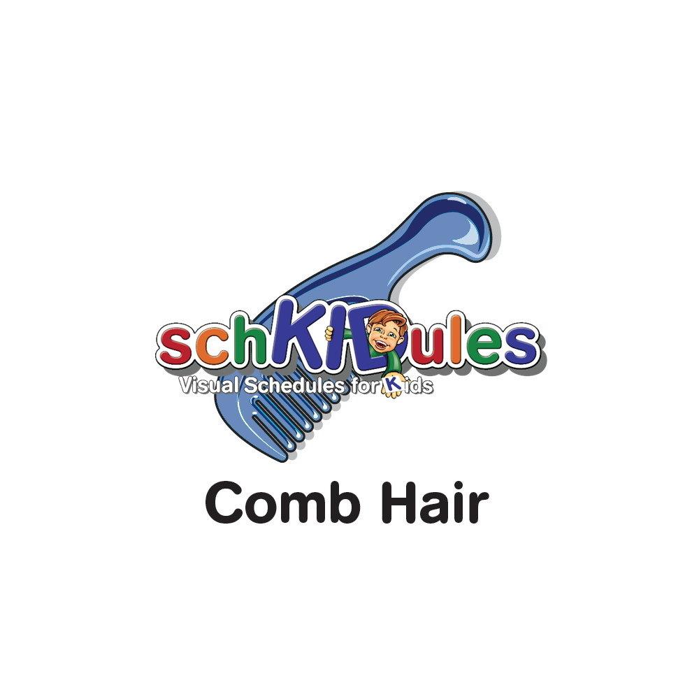 Comb Hair MAG-COMBHAIR