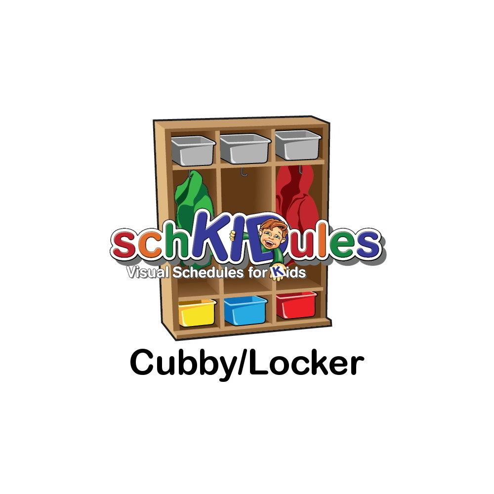 Cubby/Locker MAG-CUBBY