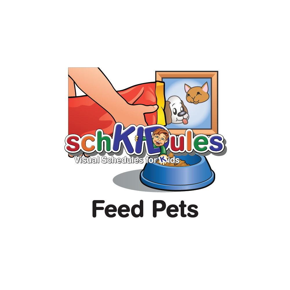 Feed Pets MAG-FEEDPETS
