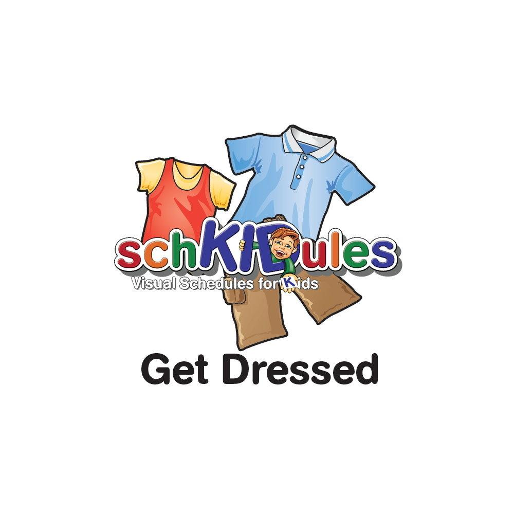 Get Dressed MAG-GETDRESSED
