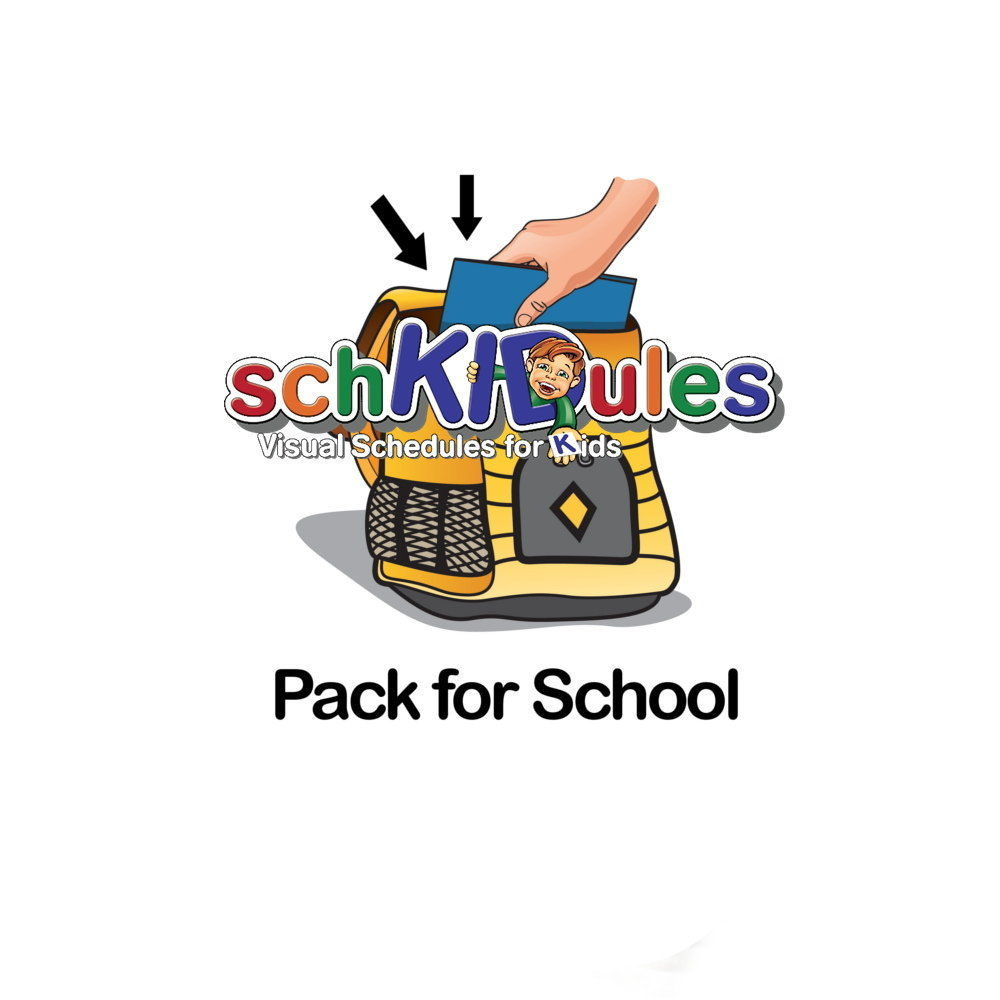 Pack for School MAG-PACKBP