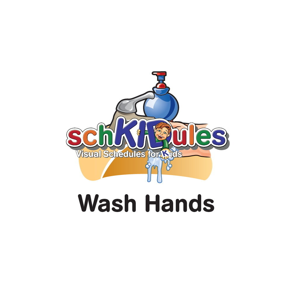 Wash Hands MAG-WASHHANDS