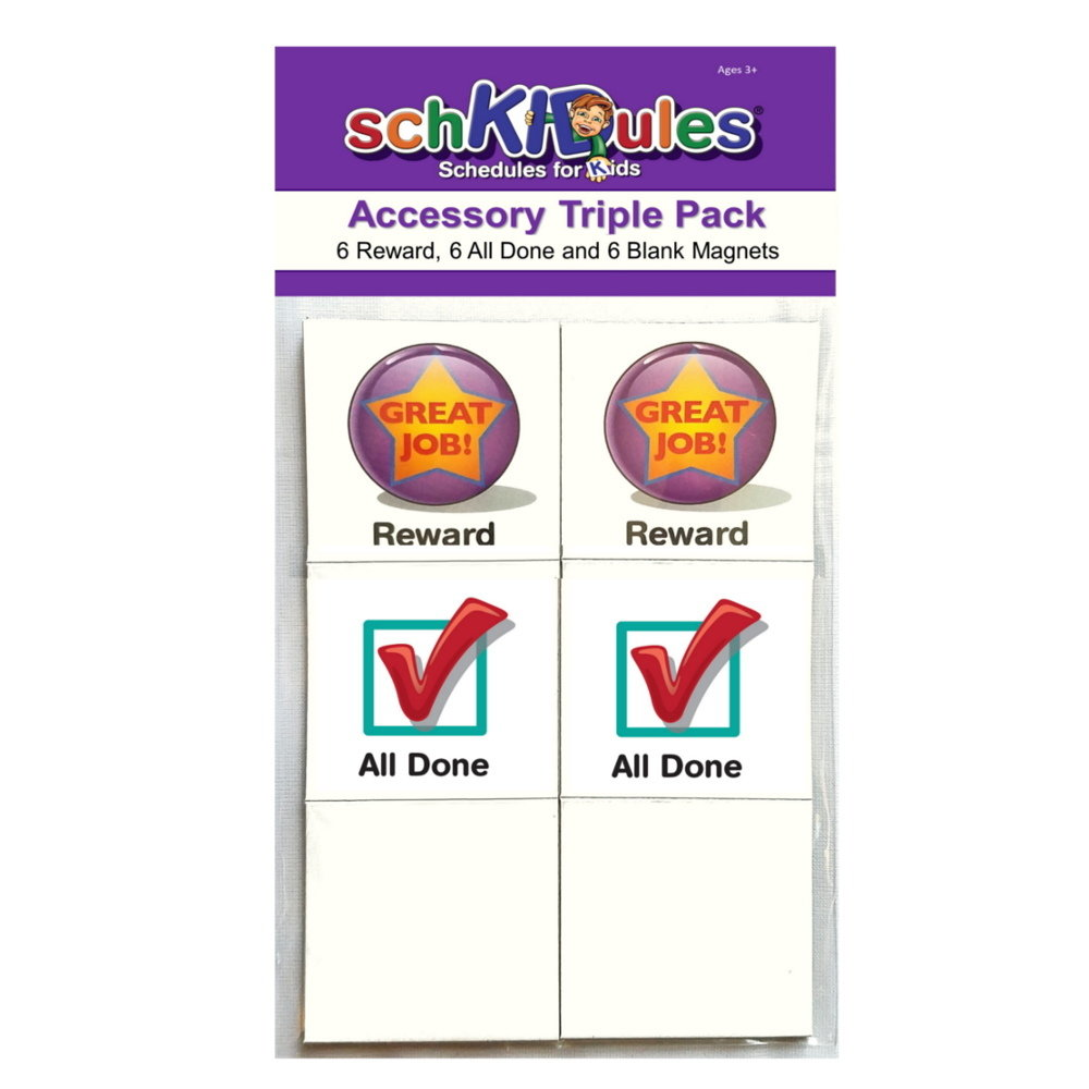 18Pc Accessory Triple Pack
