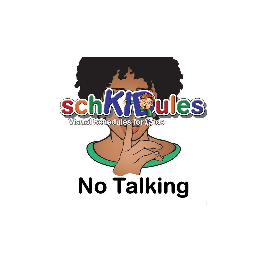 No Talking MAG-NOTALKING