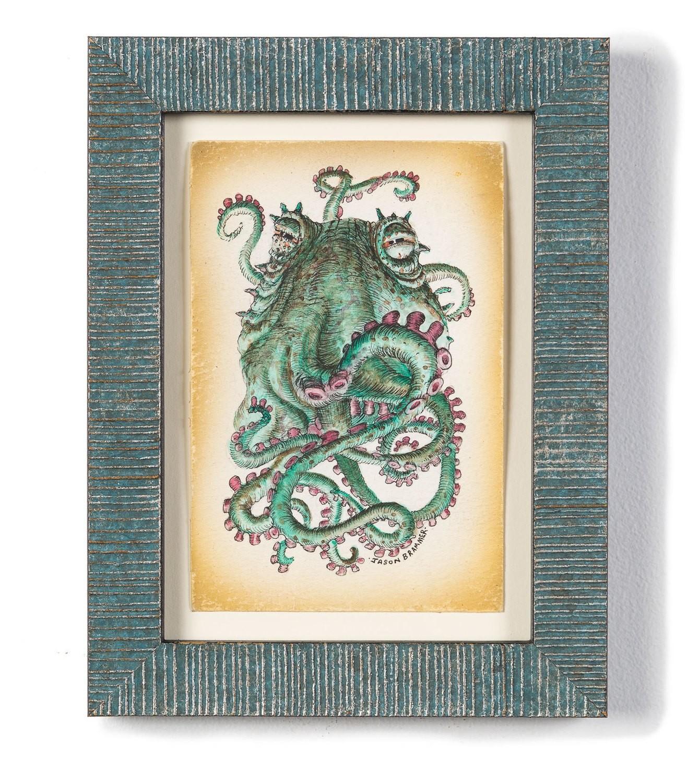 Octopod: Specimen B