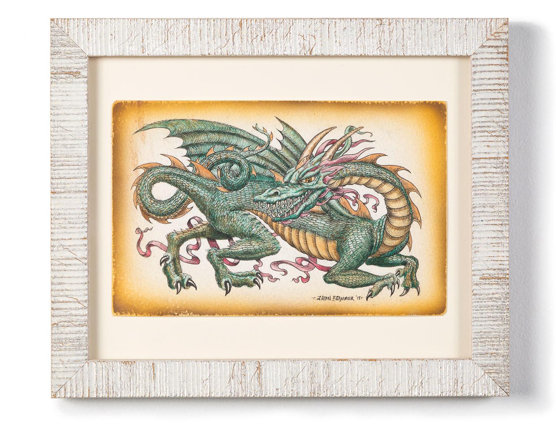 Writhing Dragon: Specimen D