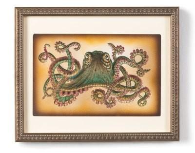 Octopod: Specimen E