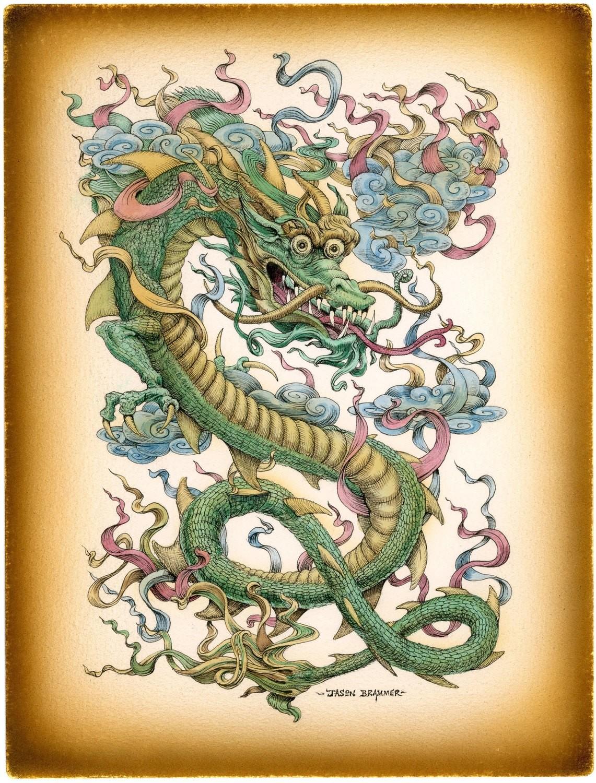 Jade Dragon: Specimen D