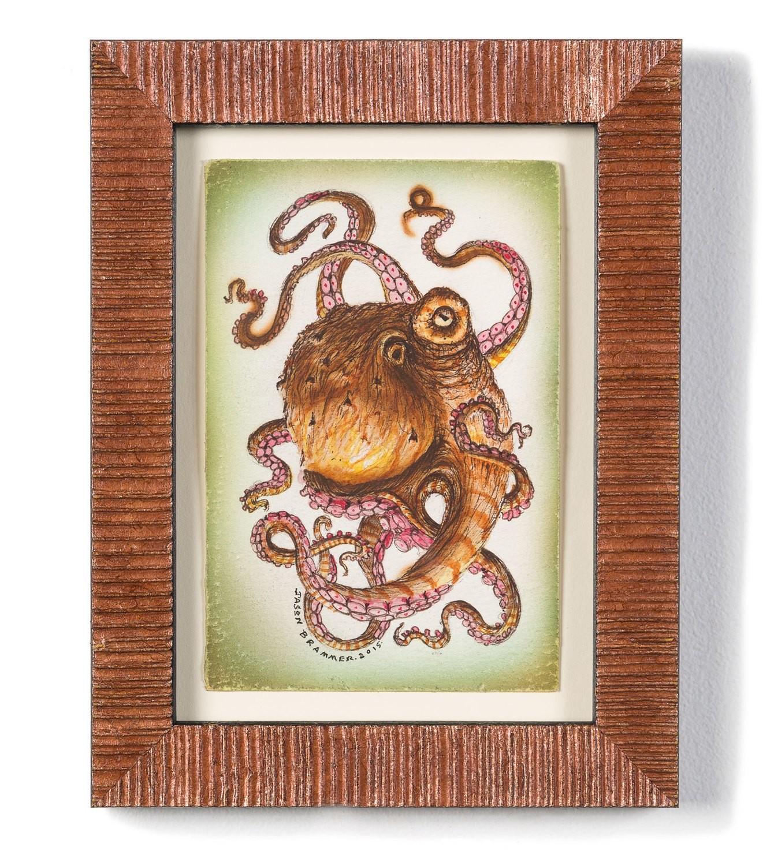 Octopod: Specimen A