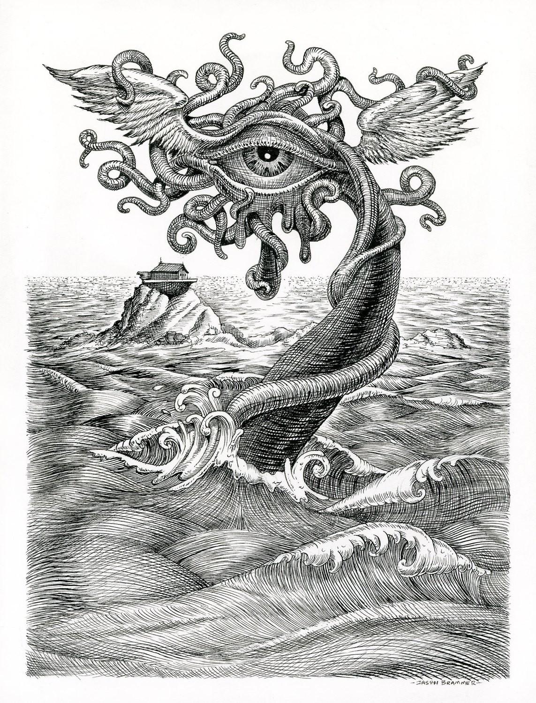 Birth Of The Sonic Swan Deity