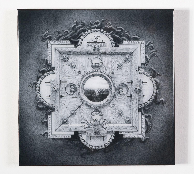 """Gateway III (Lotus Pearl)"" Resin Print"