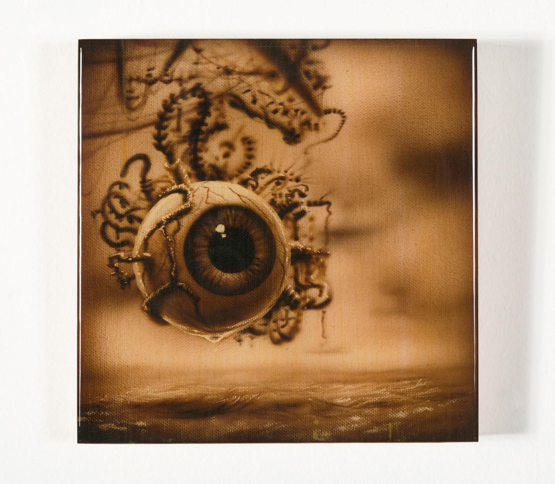 """The Future Seas IV"" Resin Print"