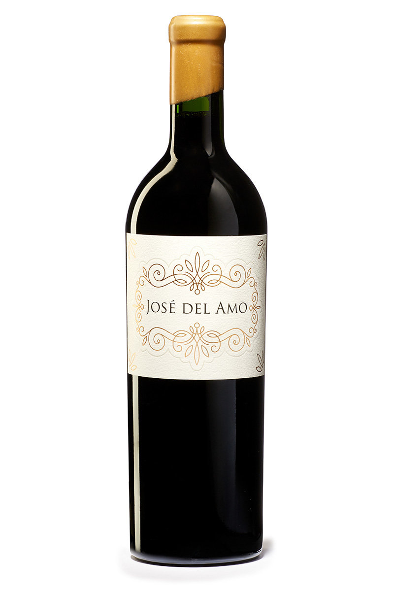 José del Amo Merlot. Añada 2015 013