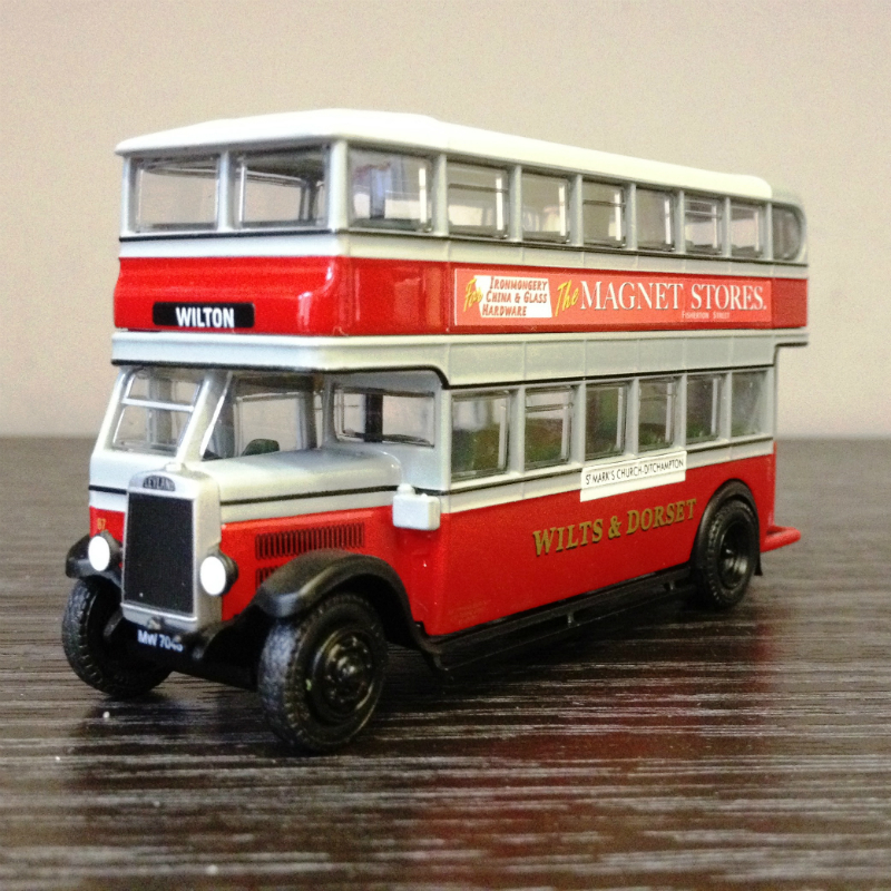 Leyland TD1 Wilts and Dorset