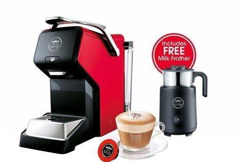 Free Delivery Lavazza A Modo Mio Espria Coffee Machine - Lavazza-a-modo-mio-espresso-machine