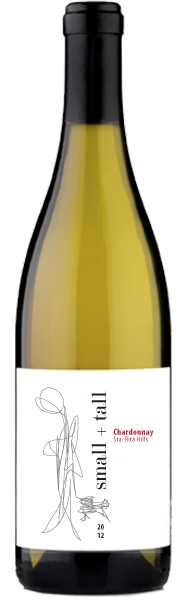 "CASE SALE:2012 Clos Pepe Vineyard,  Sta Rita Hills, Chardonnay ""Liquid Joy"""