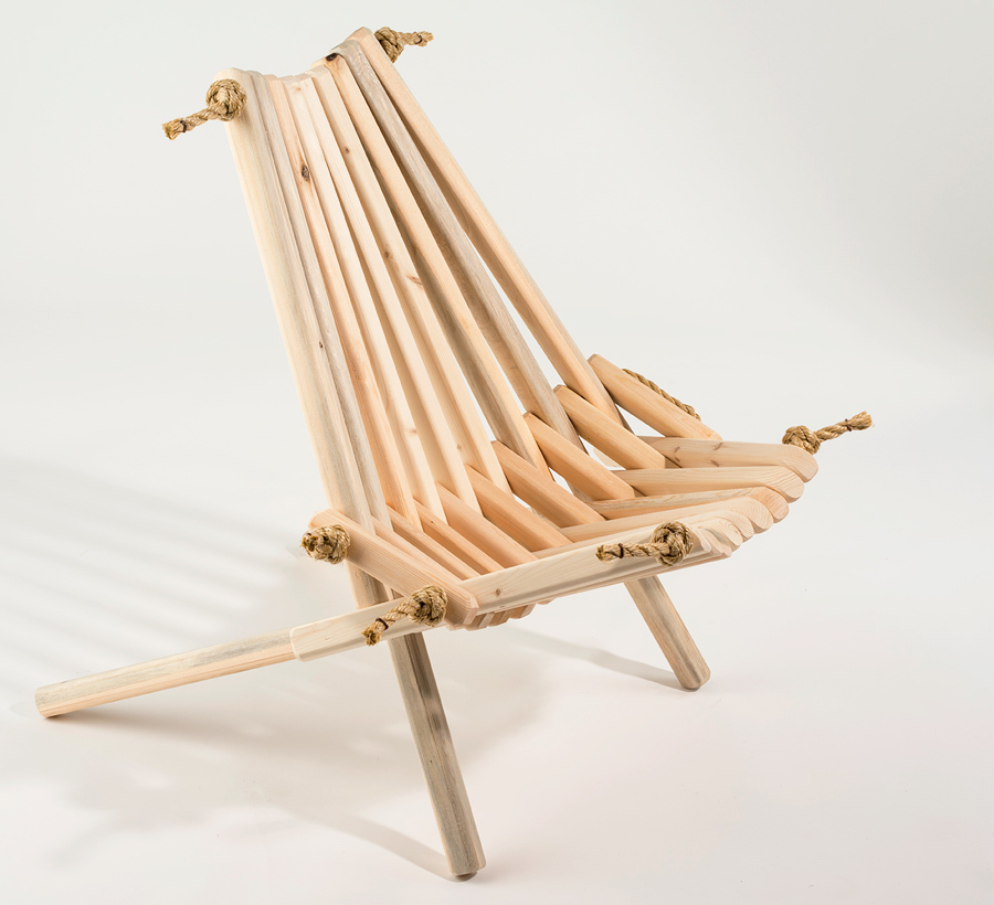 Pine Chair PIN6444