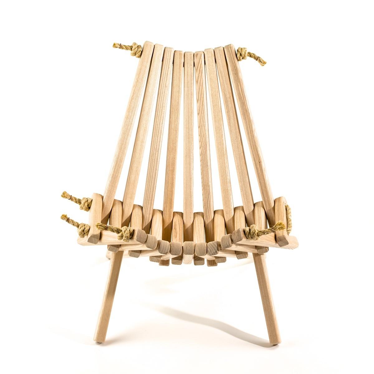 Pioneer Chair in Pine ASH6444
