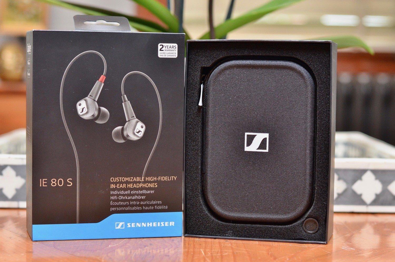 Sennheiser Ie 80 S Hi End Premium In Ear Headphones