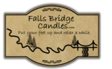 Falls Bridge Candles