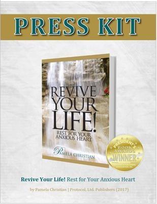 Revive Your Life Press Kit - Zipped File