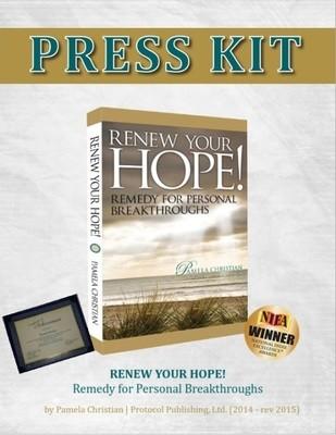 Renew Your Hope Press Kit - Zipped File