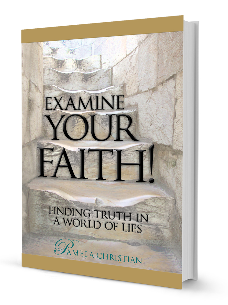 Examine Your Faith! Finding Truth in a World of Lies - Hard Cover