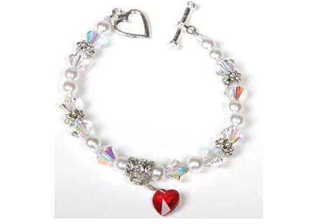 Bless Your Heart Awareness Bracelet
