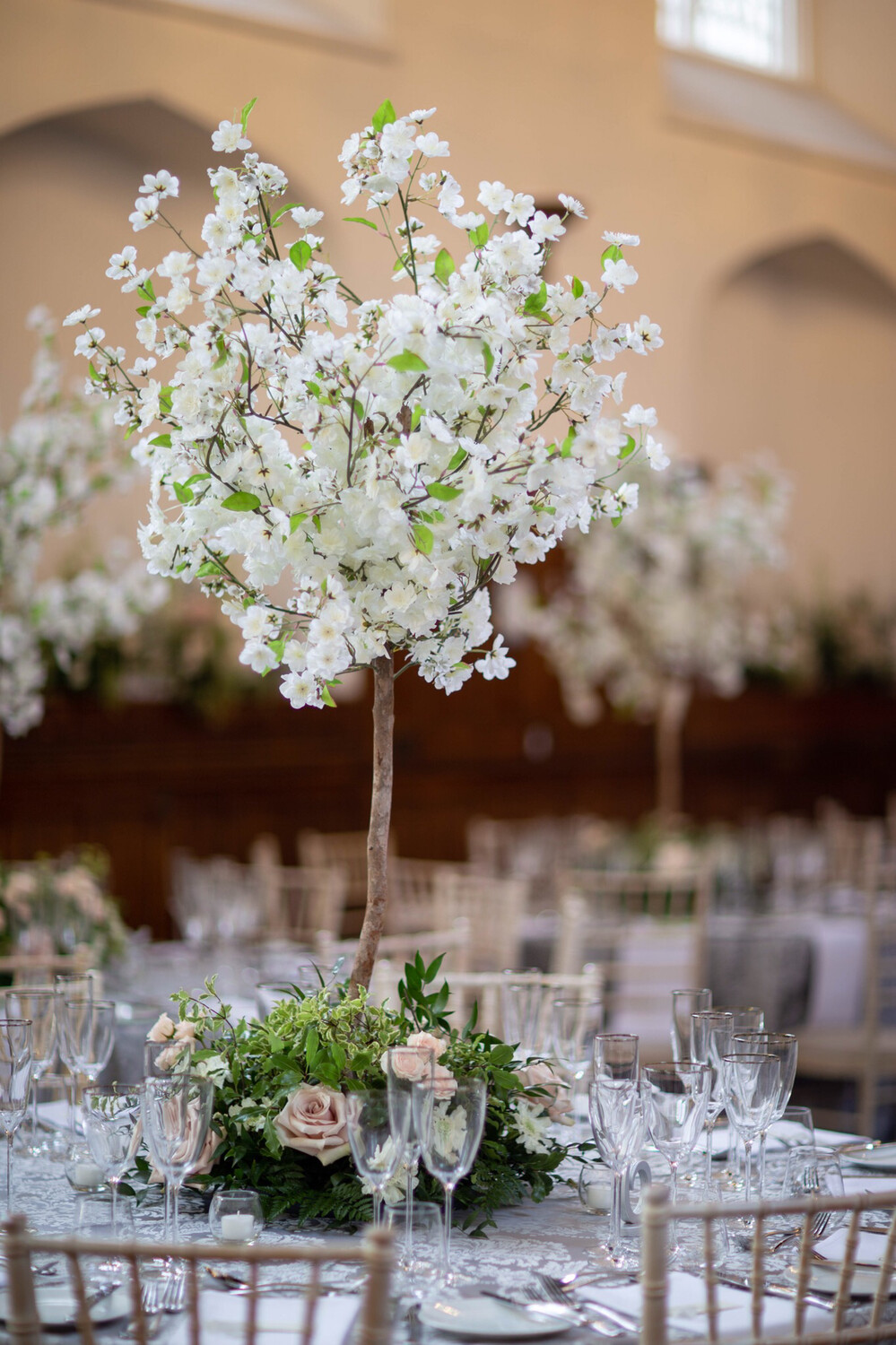Blossom Trees - Table centre Pieces