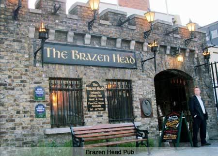 The Brazen Head Dublin