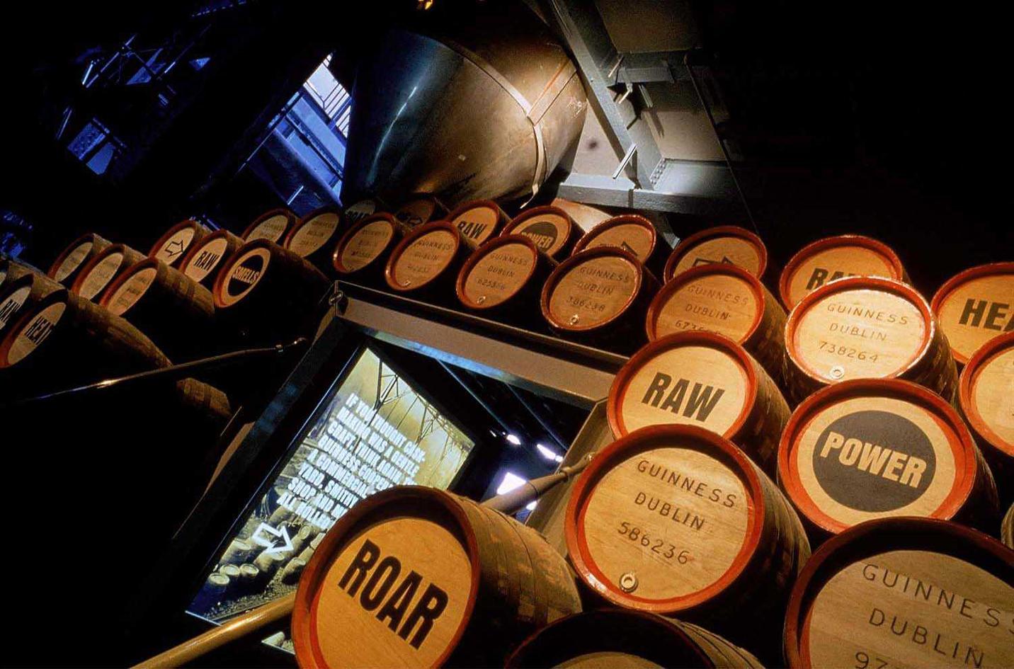 Irish Distillery
