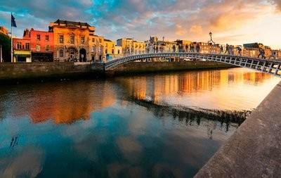 NAVY V NOTRE DAME - DUBLIN, IRELAND - Aug 27th - 31st 2020 - 5 Day Escorted Game Vacation -$2,995.00