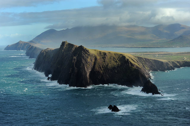 """THE WILD ATLANTIC WAY""  11 Day, 3/4 Star Self - Drive Tours - FROM $1,999.00"