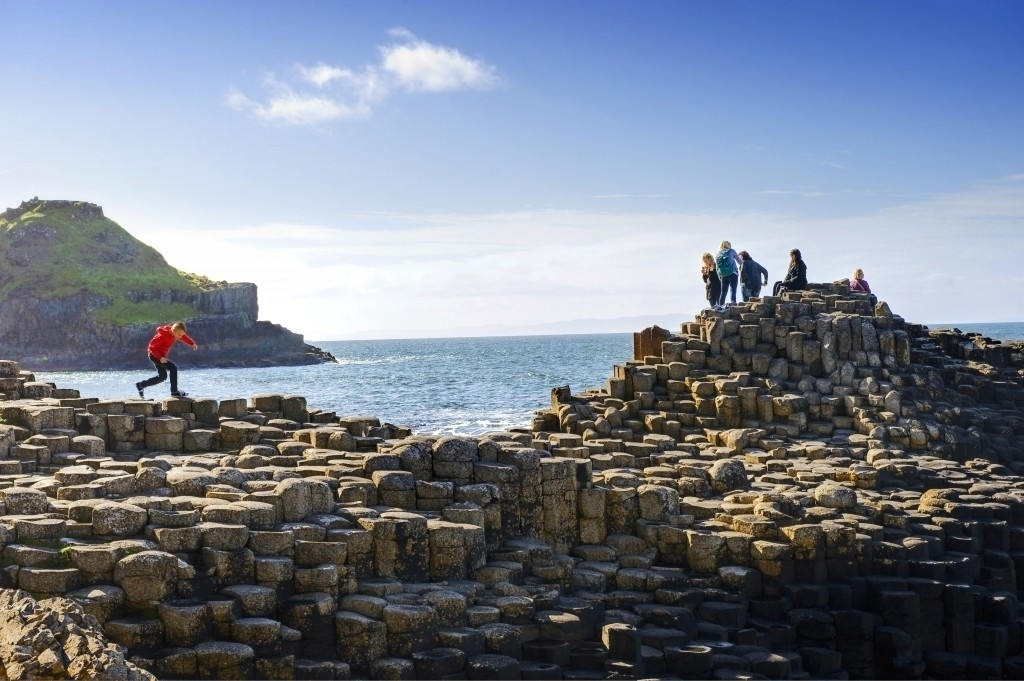 """THE WILD ATLANTIC WAY""  North-West 5 Day Self-Drive Tours - FROM $900.00"