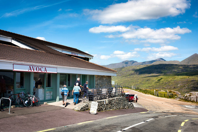 Moll's Gap Shop and Cafe