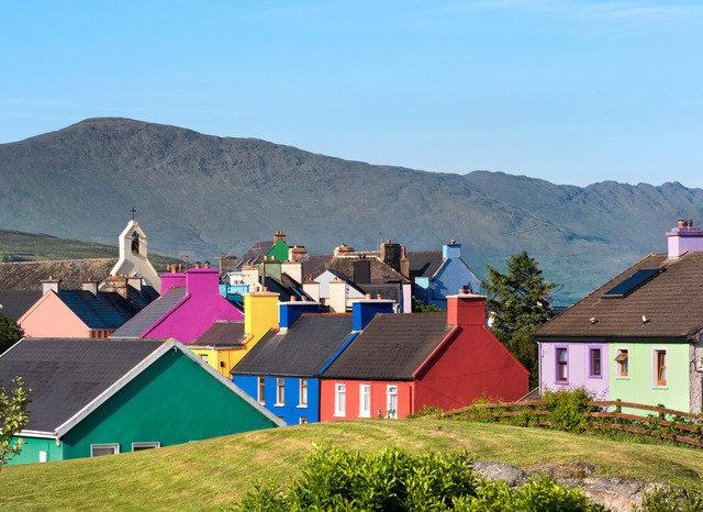 The Beara Peninsula. Co Kerry Ireland