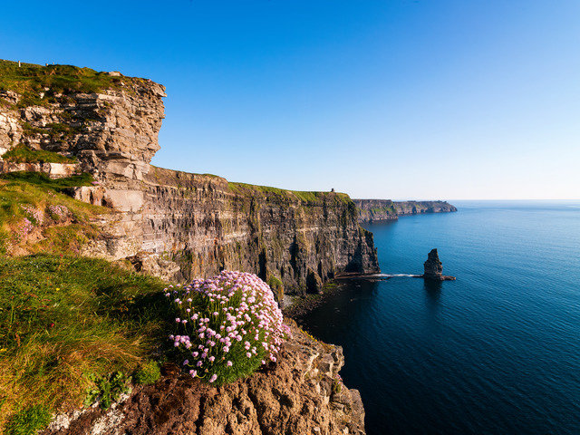 DUBLIN - THE CLIFFS OF MOHER DAY TOUR - $115.00