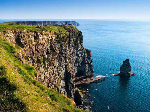 Galway - Cliffs of Moher & Burren Day Tour - $110.00 09274